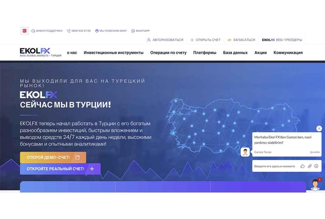 """Отзывы об EkolFX: надежный проект или """"кухня""""?"""