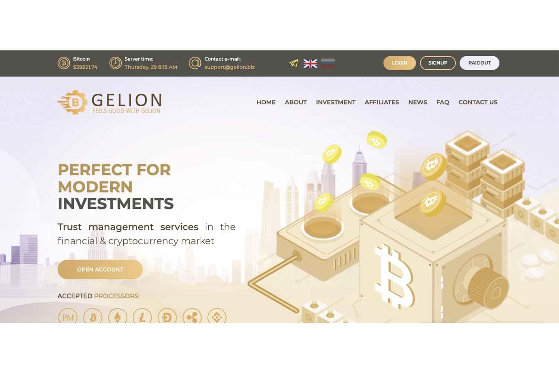 Отзывы о Gelion: чего стоит ожидать от проекта?