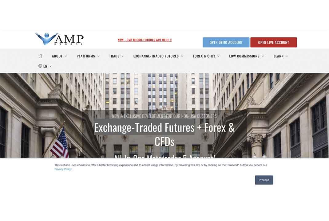 Отзывы об AMP Global: выгодно ли торговать с брокером или это просто обман?