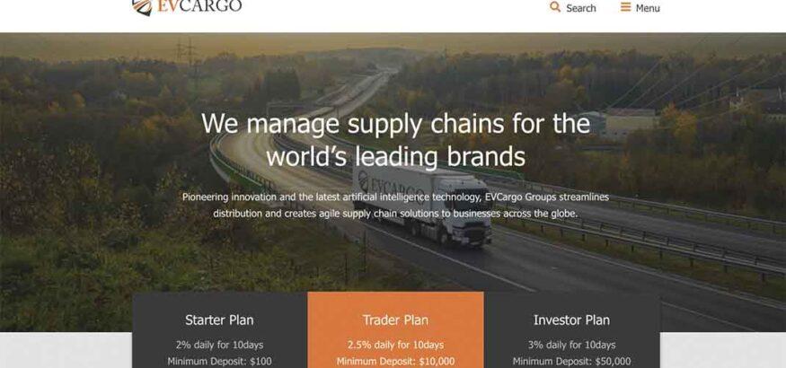 Отзывы о EVCargo Groups: доверять компании или это обман?