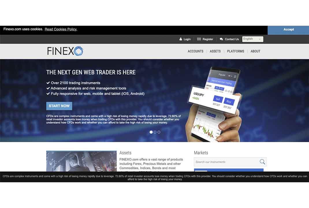 Отзывы о Finexo: реальные обещания или обман?
