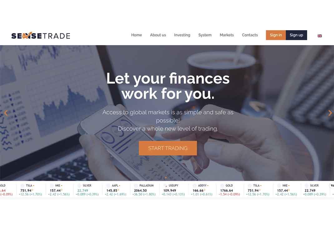 Отзывы о SenseTrade: есть смысл инвестировать или это — обман?