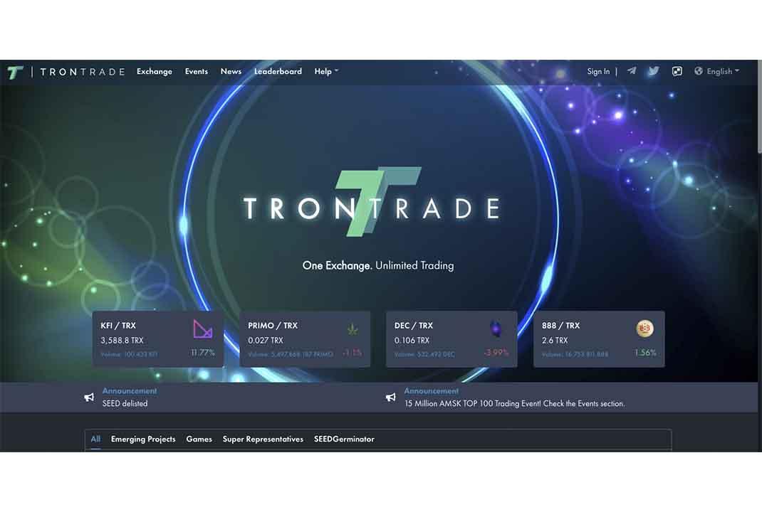 Отзывы о TronTrade: что собой представляет криптобиржа. Стоящий проект или обман?