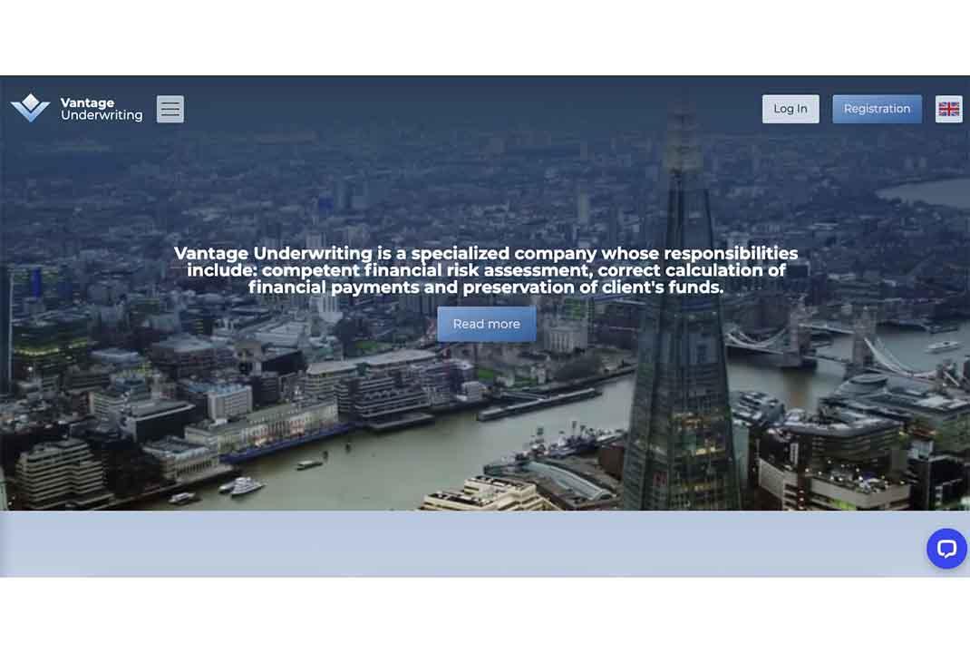Отзывы о Vantage Underwriting, анализ коммерческих предложений — Обман?